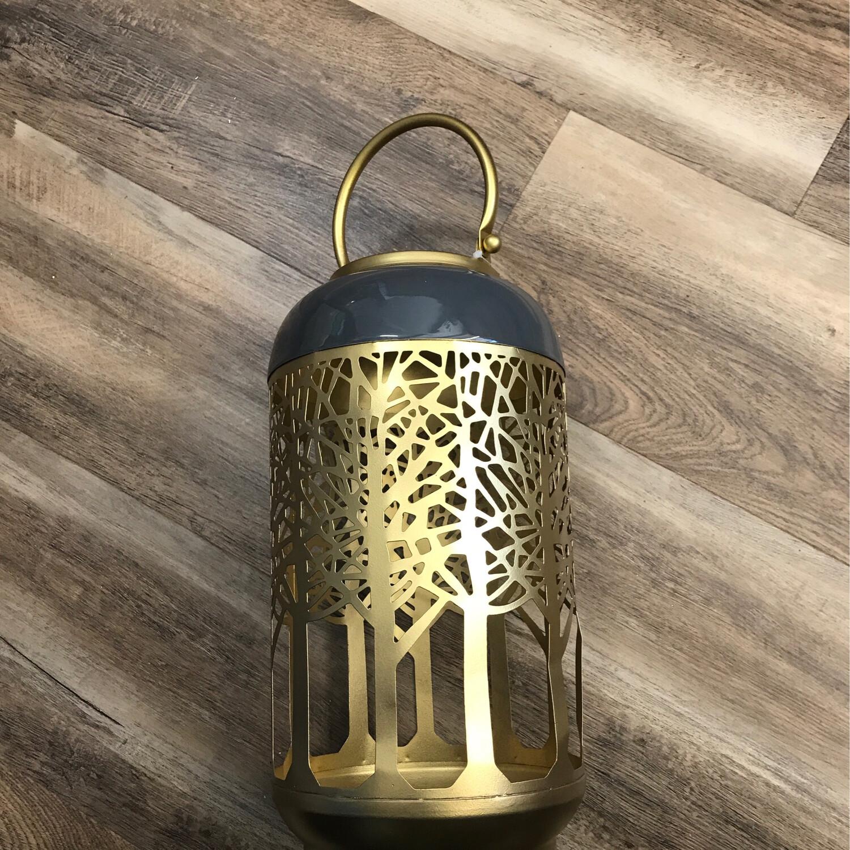 Lasercut Metal Lantern