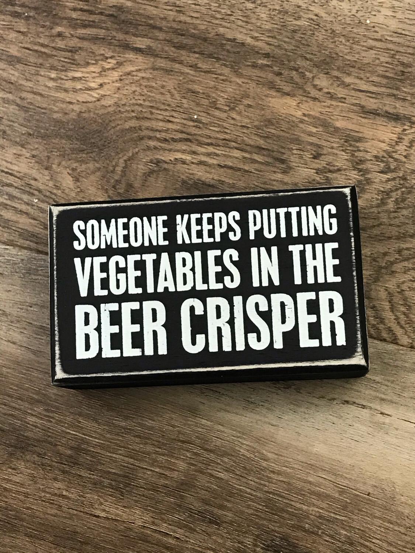 Beer Crisper