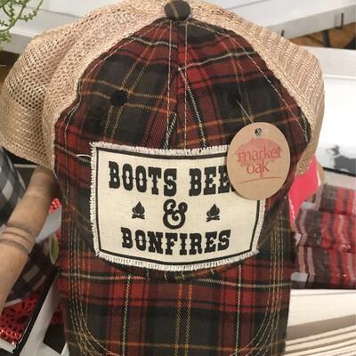 Boots Beer Bonfires
