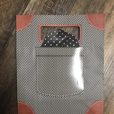 Tweed Gift Bag