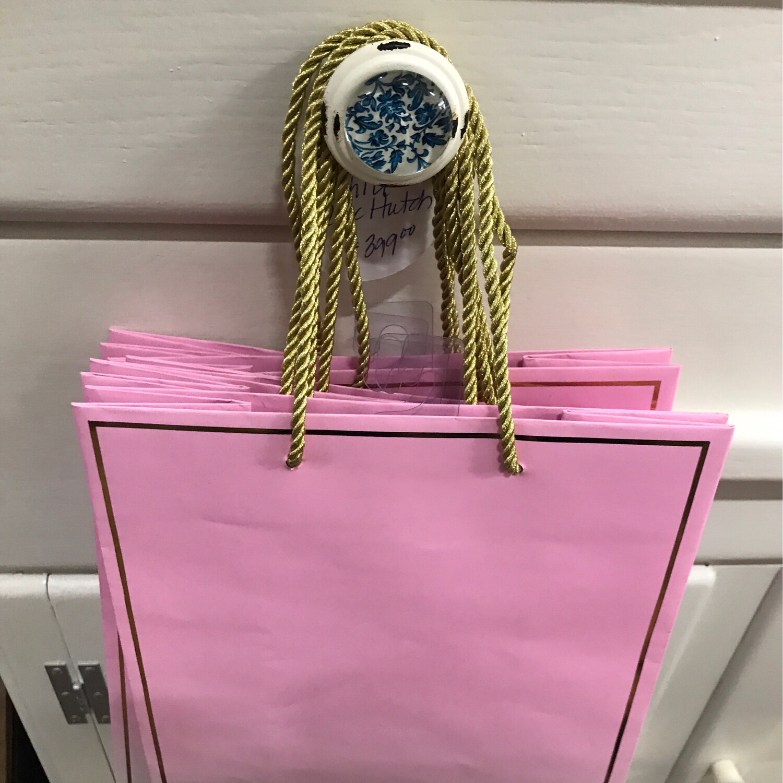 Blush Pink Bag