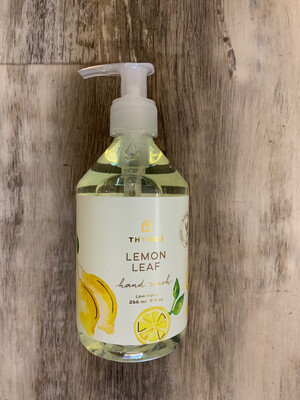 Lemon Leaf Hand Wash