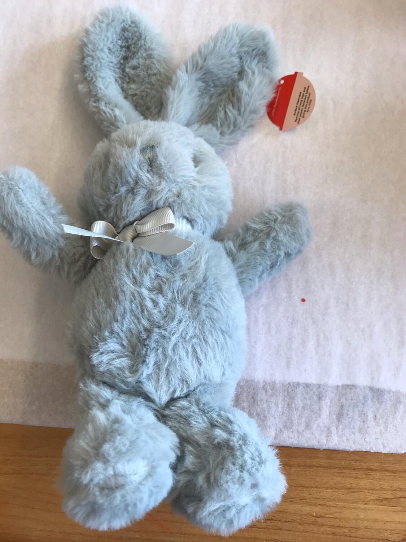 """9"""" Grey Bunny"""