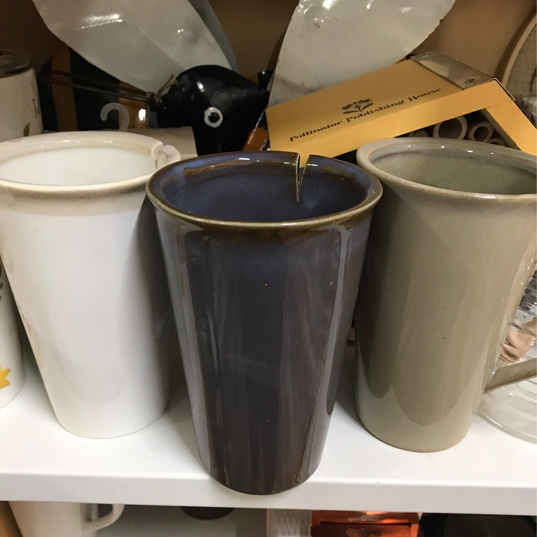 Stoneware Tall Mug