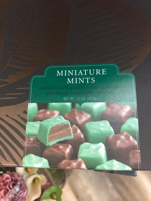 15oz Chocolate Mints