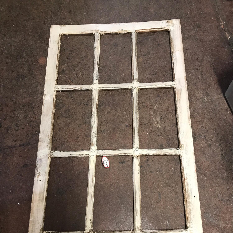 White Alessandria Window