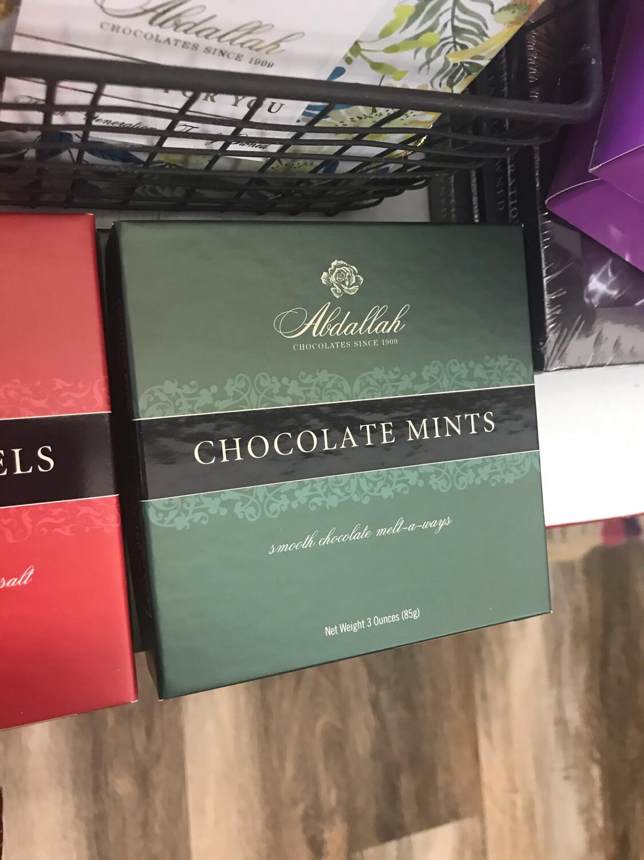 3oz Chocolate Mints