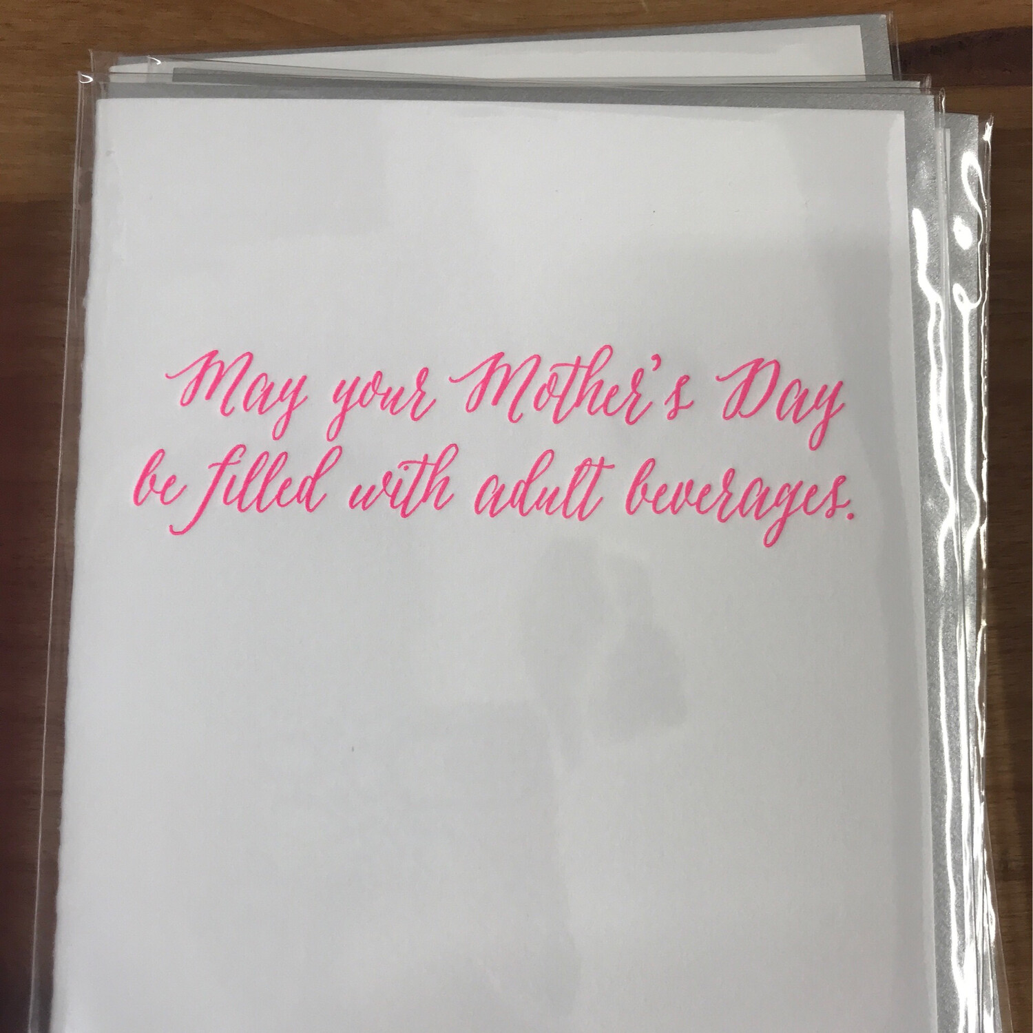 Mother's Day Adult Beverages