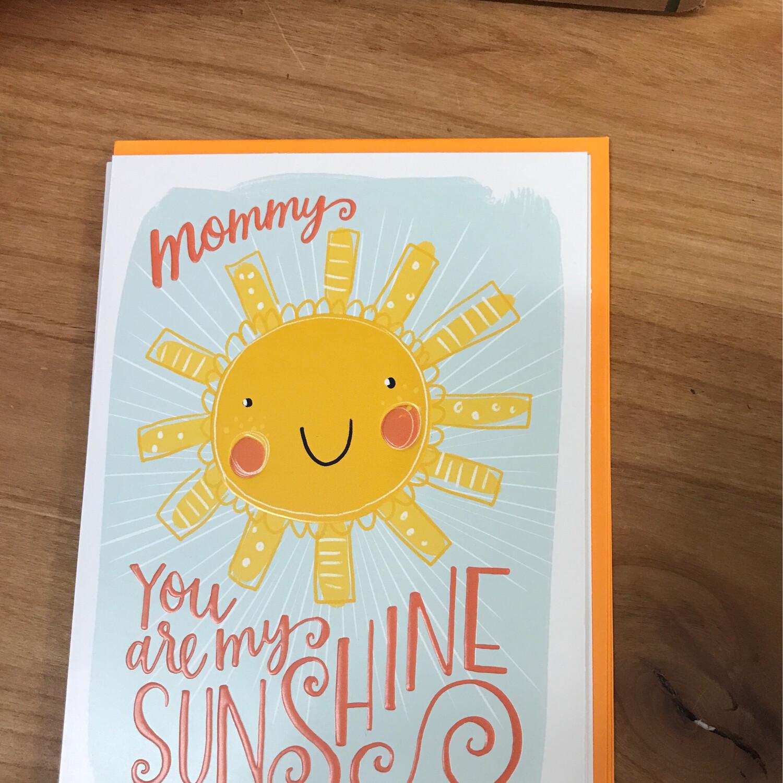 Mommy Sunshine