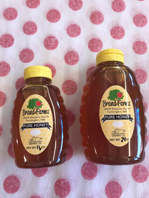Brand Farms Honey 16oz