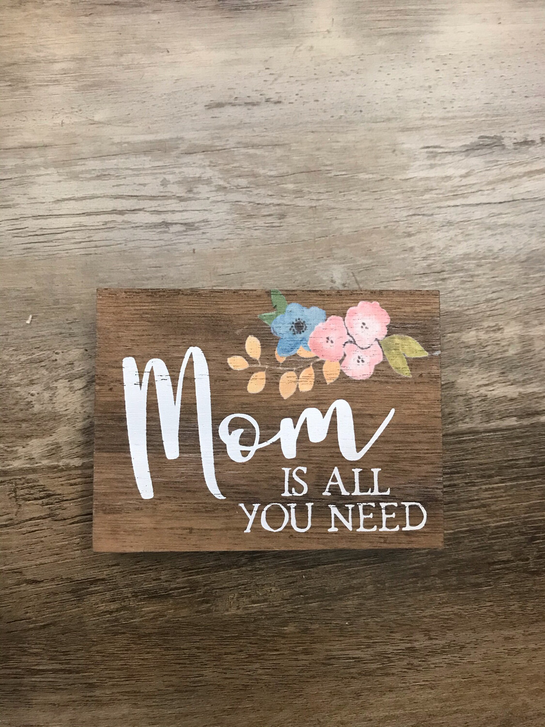 Mom is All You Need