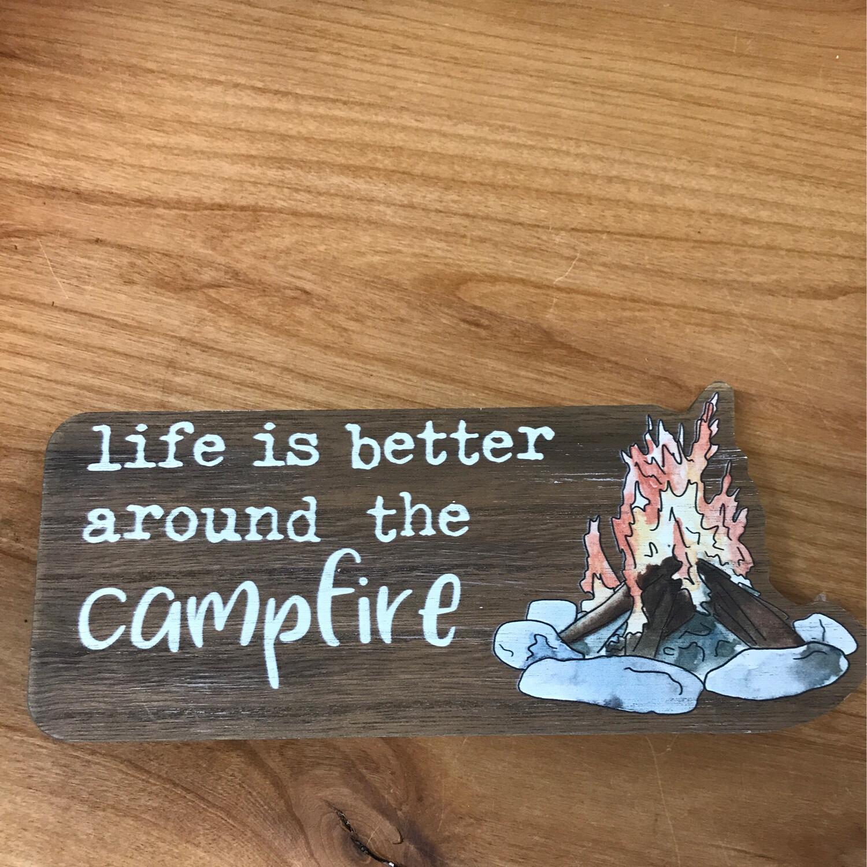 Better Campfire Cutout