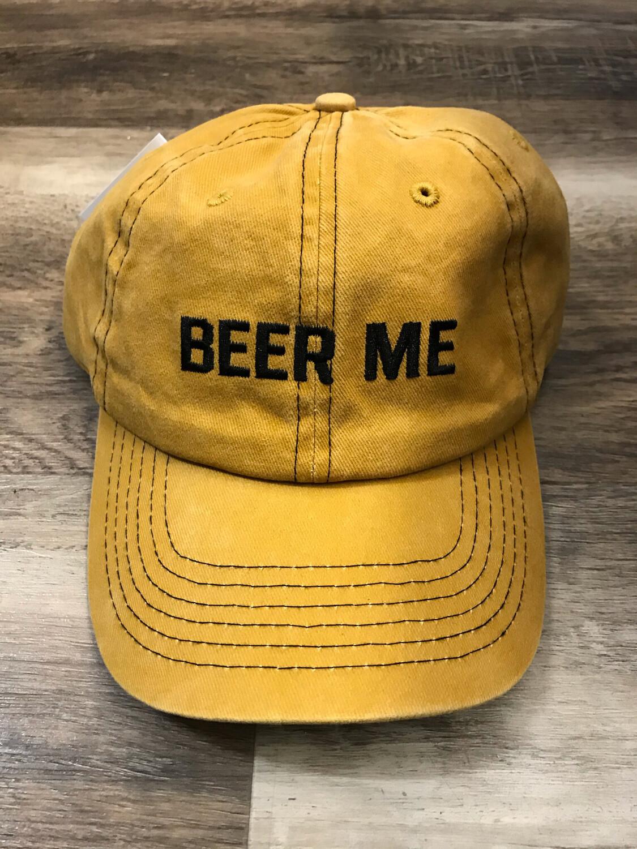 Beer Me Trucker Cap
