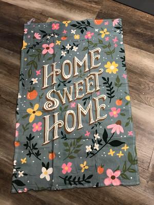 Home Sweet Home Towel