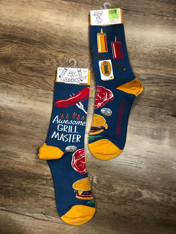 Grill Master Socks