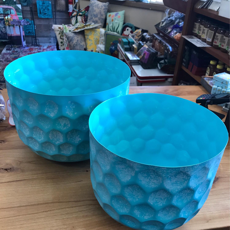 Ocean Honeycomb Planter