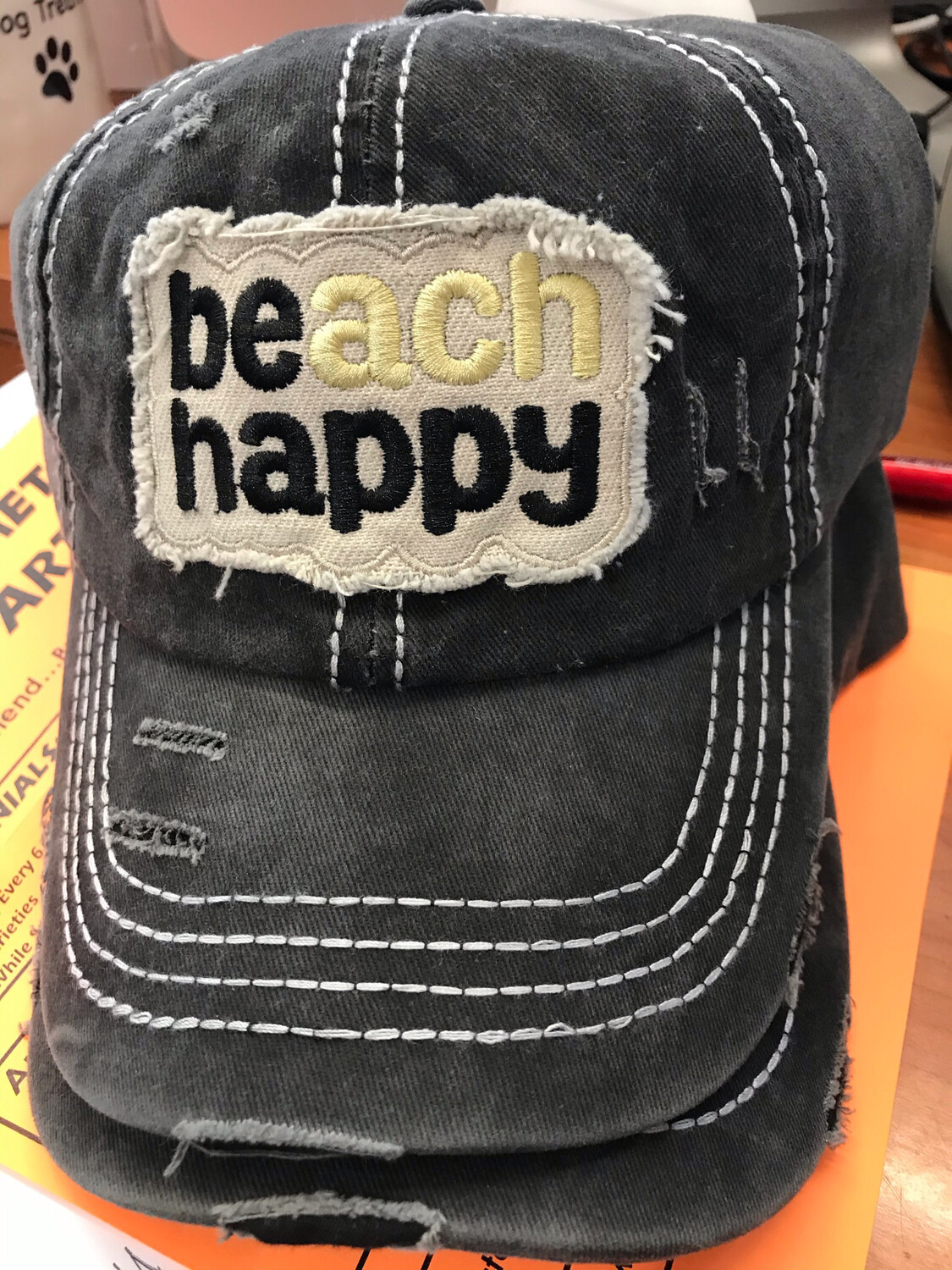 Beach Happy Trucker Hat