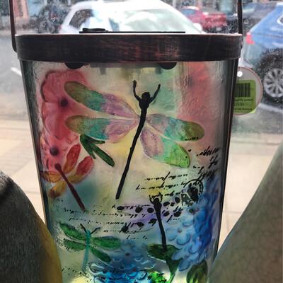 Solar Dragonfly Lantern