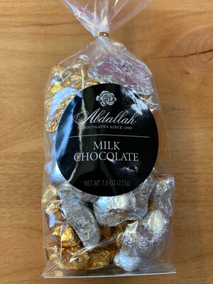 Milk Chocolate Celebration Stars