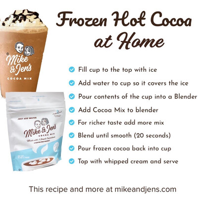 Mike & Jen's Cocoa