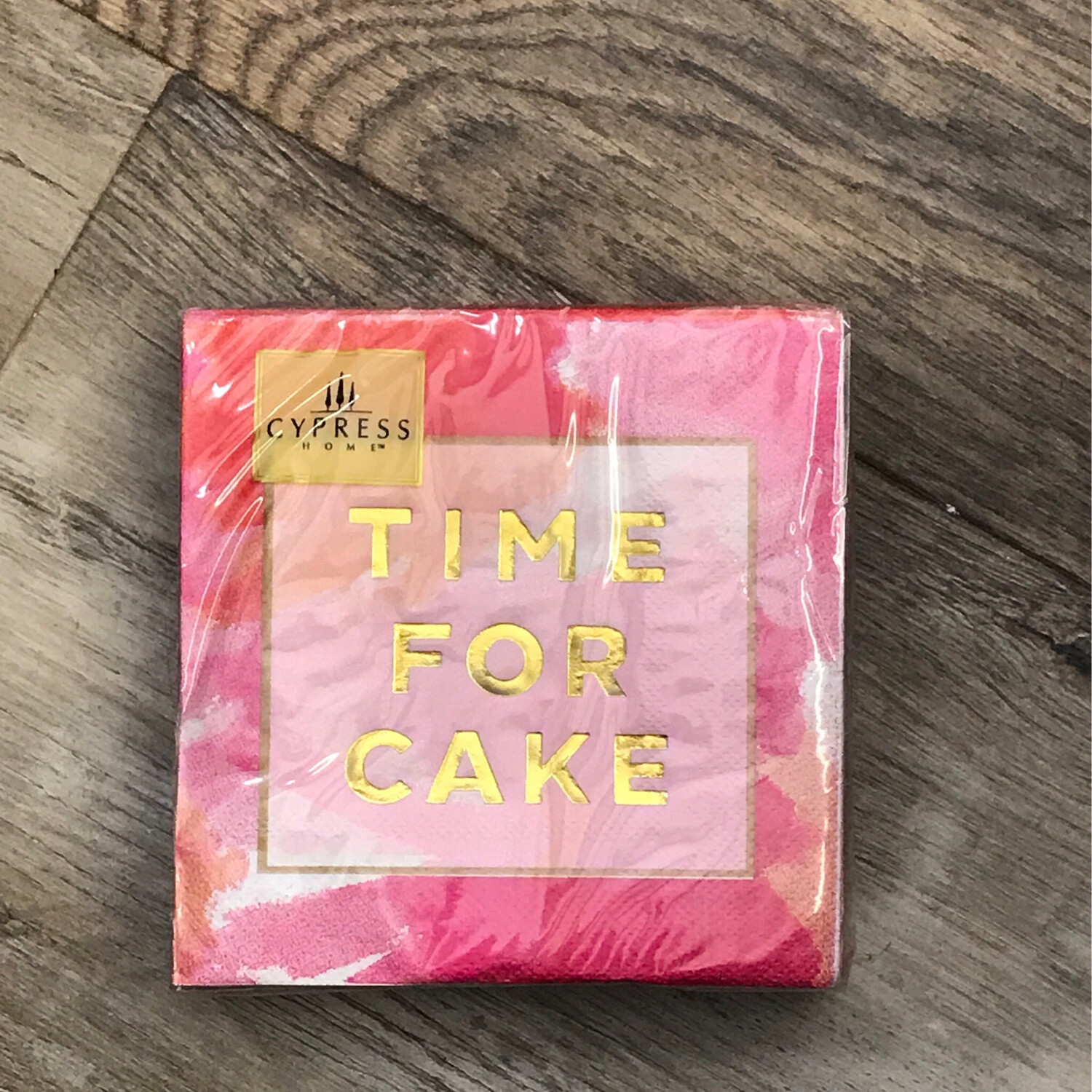 Time For Cake 40ct