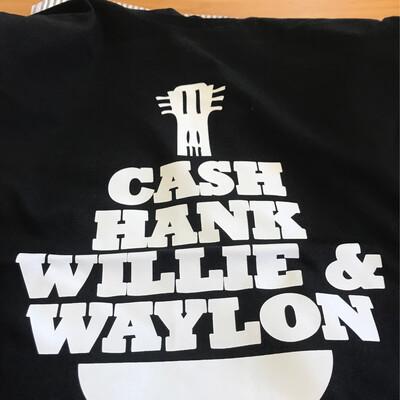 Men's Cash, Hank...