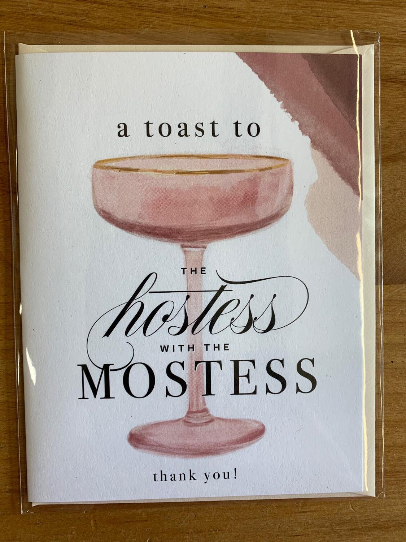 Hostess w/the Mostess