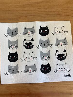 Swedish Drying Mat CATS