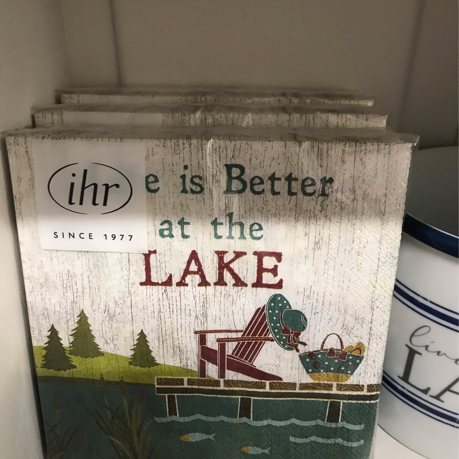 Better at the Lake Cocktail