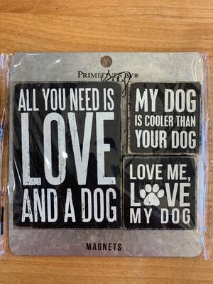 Dog Memo Holders