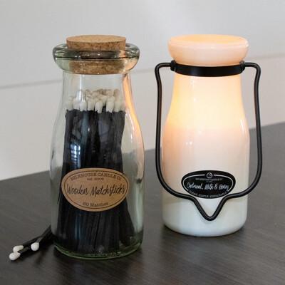 Milk Bottle Matches