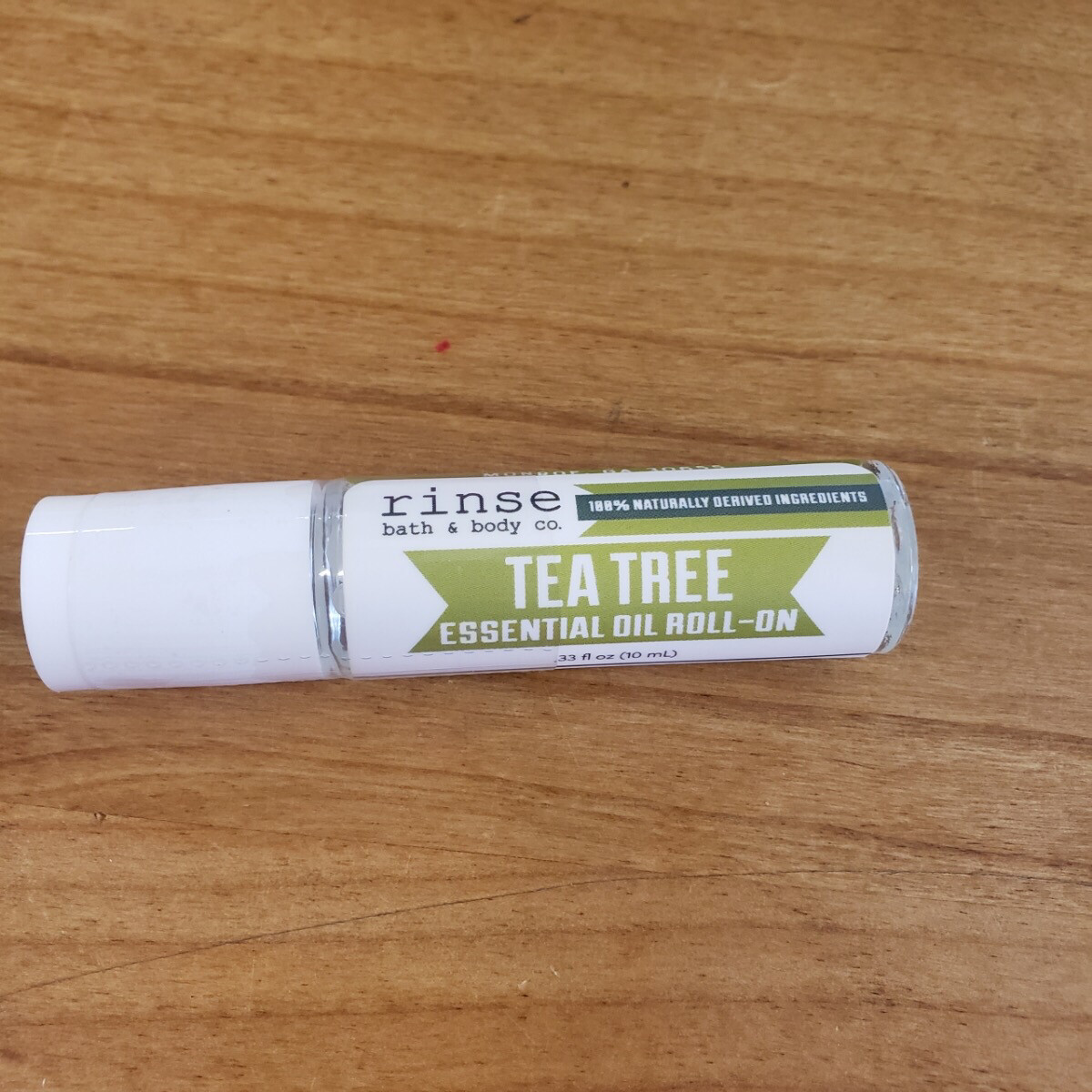 100% Natural Essential Oil Roll On