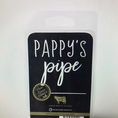 Pappy's Pipe LG Wax Melts