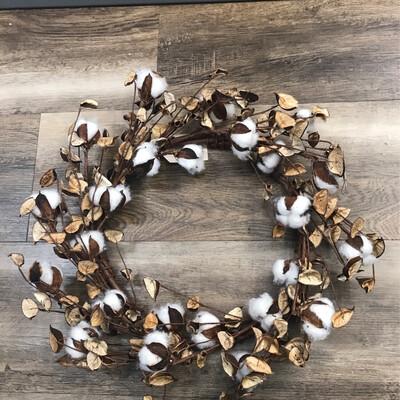 Wreath Cotton
