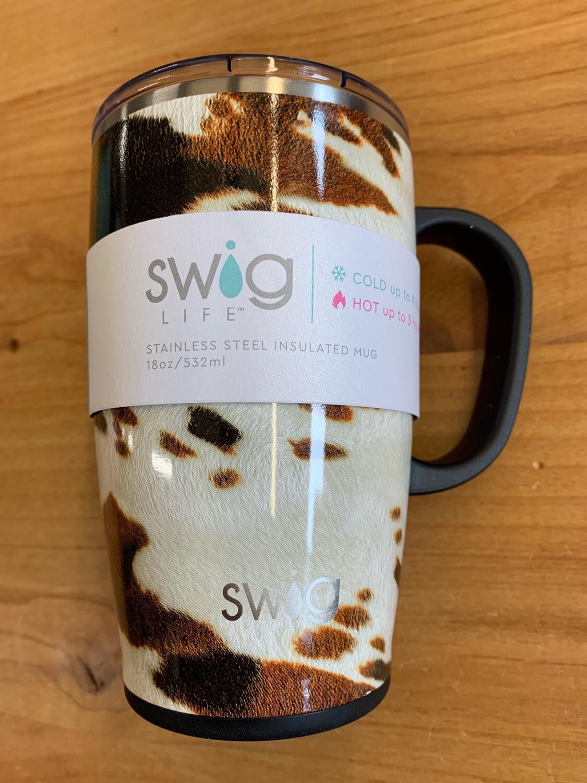SWIG Hayride Travel Mug