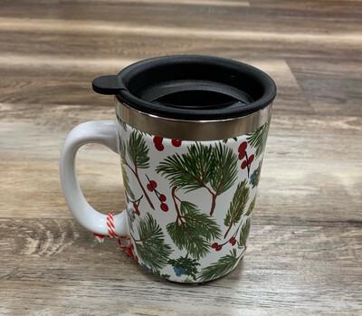 Juniper Sprig Insulated Mug