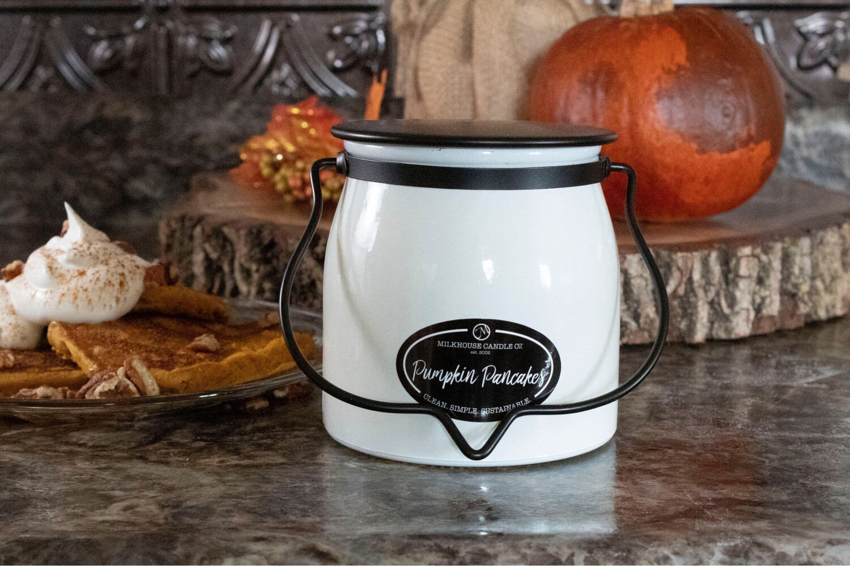 Pumpkin Pancakes 16oz Butter Jar