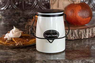 Pumpkin Pancakes 22oz Butter Jar