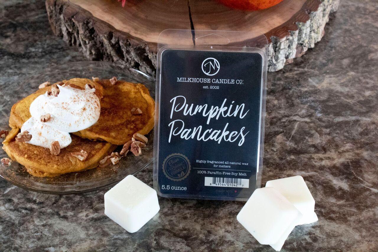 Pumpkin Pancakes LG Wax Melts