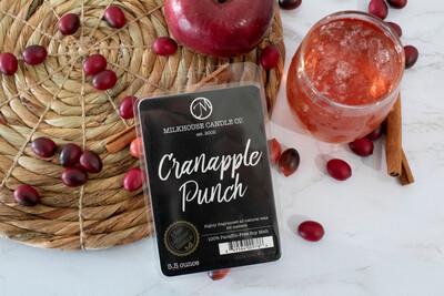 Cranapple Punch LG Wax Melts