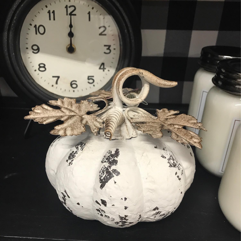 First Frost Pumpkin