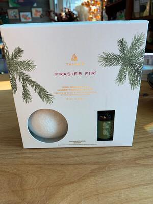 Frasier Fir Dryer Ball & Oil Set