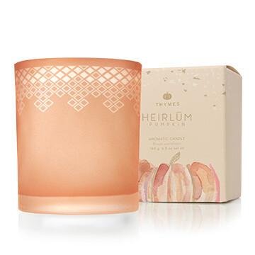 Heirlum Pumpkin Poured Candle