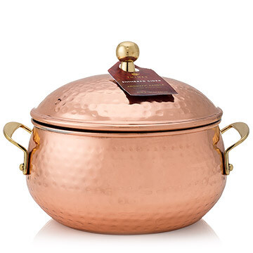 Simmered Cider Copper 3 Wick
