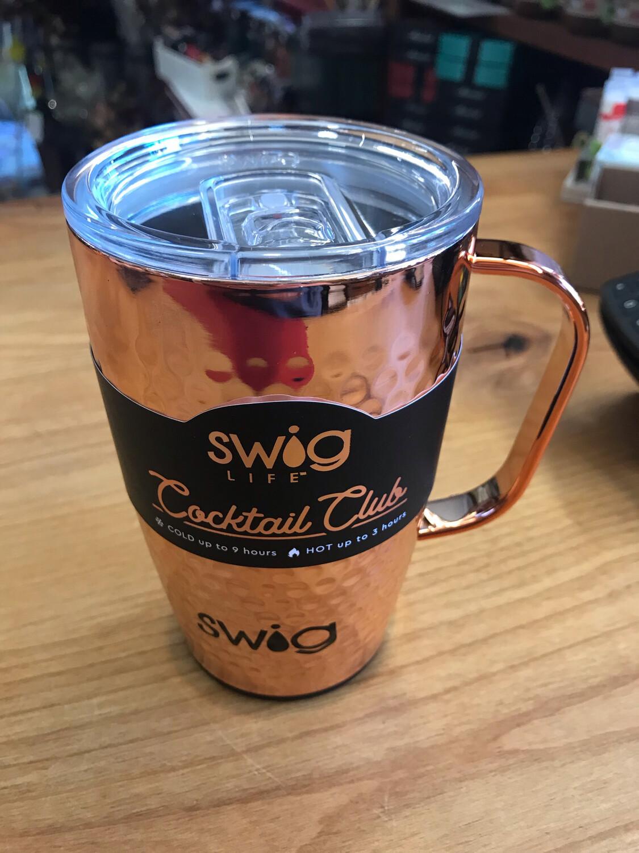 SWIG 18oz Copper Tumbler