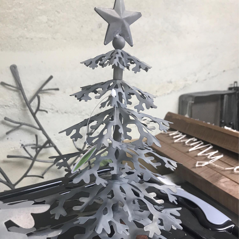 Galvanized Tree SM