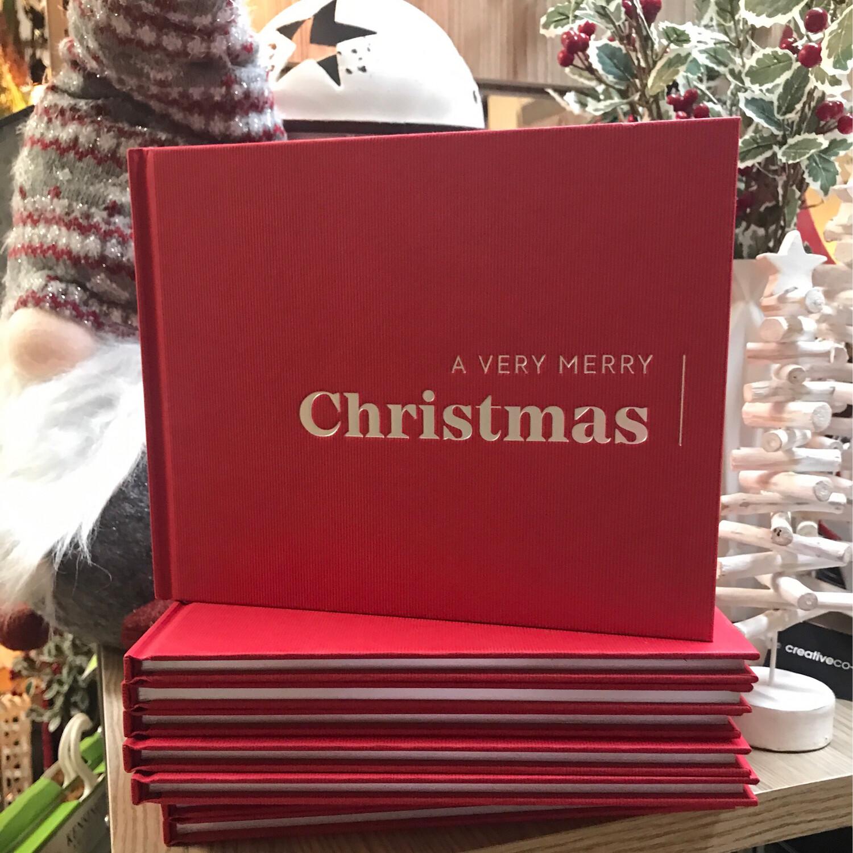 A Very Merry Christmas Book