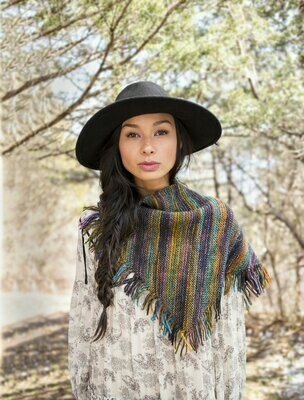Kveta Pattern FREE with purchase of Berroco Millefiori yarn recommended in pattern