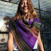 NightShift Shawl Kit (four color kits)