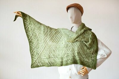 Starstruck Shawl Kit-priced by choice of kit